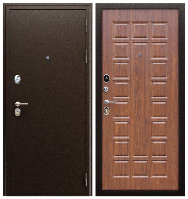 Трехконтурная входная дверь СП 150