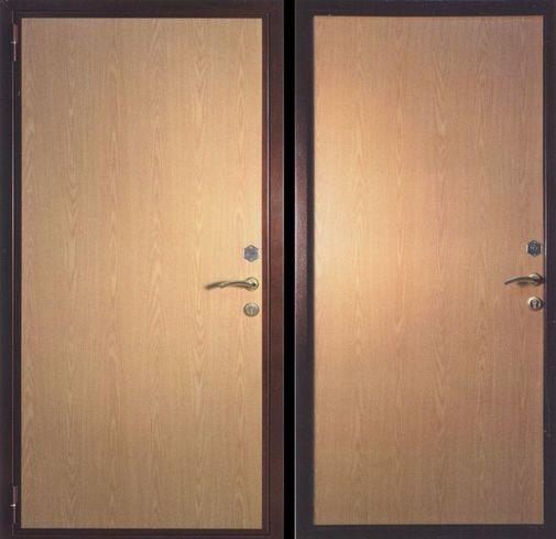 Входная металлическая дверь ламинат + ламинат СП032
