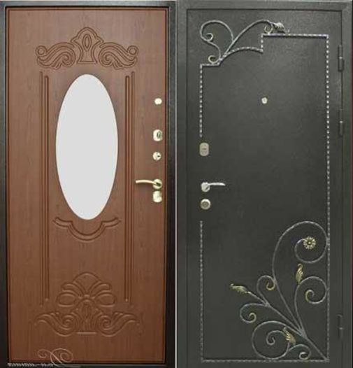 Входная металлическая дверь СП310